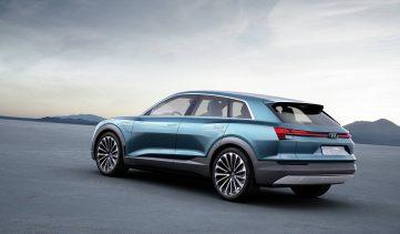 Audi A9 E-tron To Rival Tesla 3