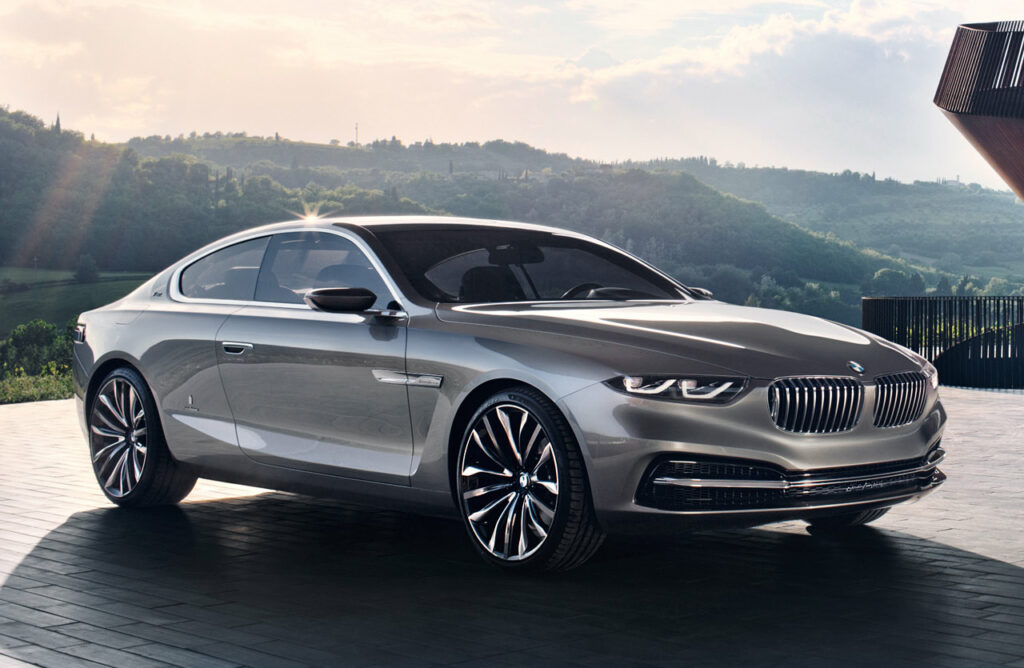 BMW 8 Series to Make a Comeback 9