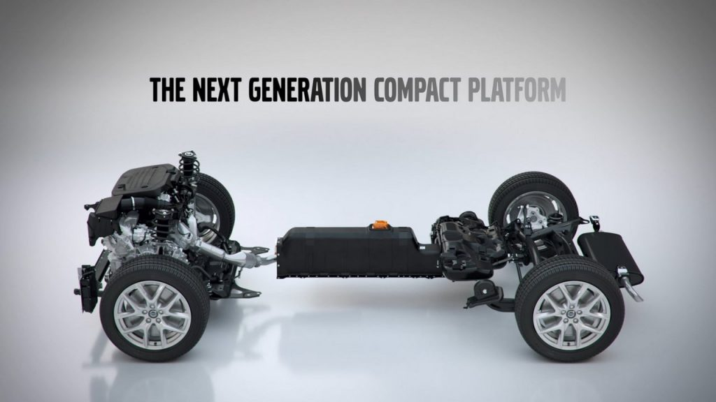 Geely To Announce Its First CMA Platform Model In October 1