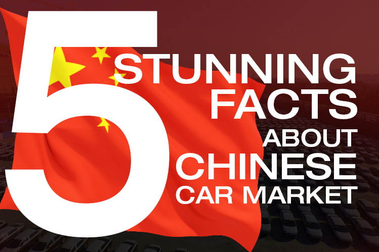 5 Stunning Facts About The Chinese Car Market 2