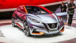 2017 Nissan March To Debut At Paris Motor Show 13