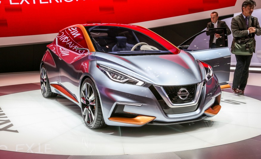 2017 Nissan March To Debut At Paris Motor Show 2
