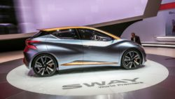 2017 Nissan March To Debut At Paris Motor Show 26