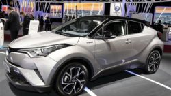Toyota CH-R Goes Live At Paris Motor Show 4
