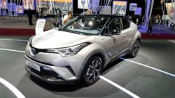Toyota CH-R Goes Live At Paris Motor Show 3