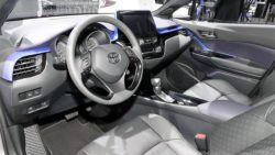 Toyota CH-R Goes Live At Paris Motor Show 9