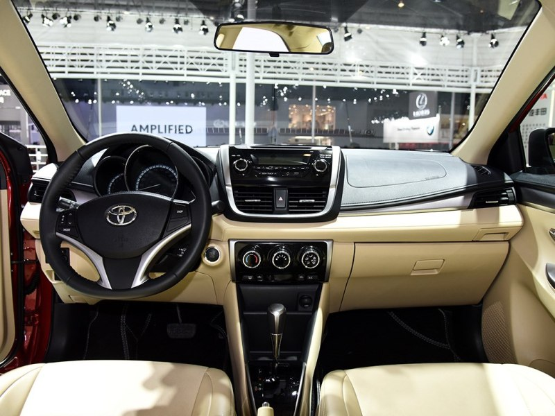 Toyota Vios 2016 Facelift Unveiled 5