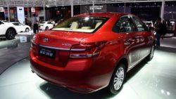 Toyota Vios 2016 Facelift Unveiled 3