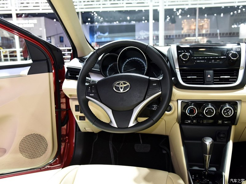 Toyota Vios 2016 Facelift Unveiled 7