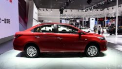Toyota Vios 2016 Facelift Unveiled 2