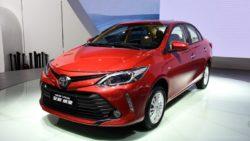 Toyota Vios 2016 Facelift Unveiled 1