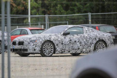 BMW 8 Series to Make a Comeback 2