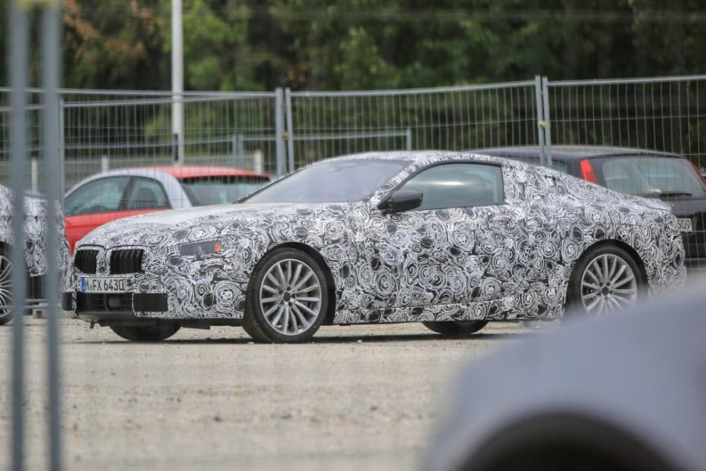 BMW 8 Series to Make a Comeback 1