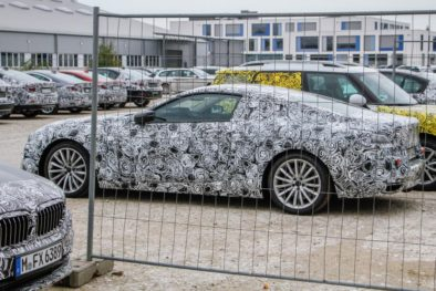 BMW 8 Series to Make a Comeback 2