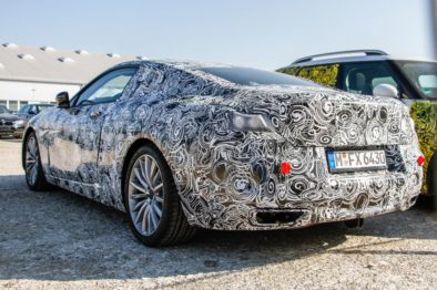 BMW 8 Series to Make a Comeback 3