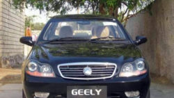 All New Geely Emgrand GL Vs Geely CK From The Past 13