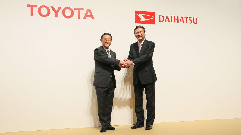 Toyota Completely Acquires Daihatsu 6