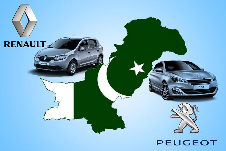 Ishaq Dar Invites Renault & Peugeot To Invest In Pakistan 1
