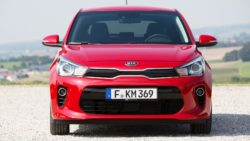 First Look: The All New KIA Rio 3