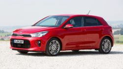 First Look: The All New KIA Rio 5