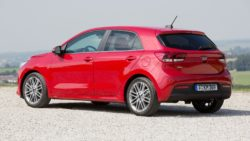 First Look: The All New KIA Rio 7