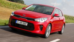 First Look: The All New KIA Rio 11