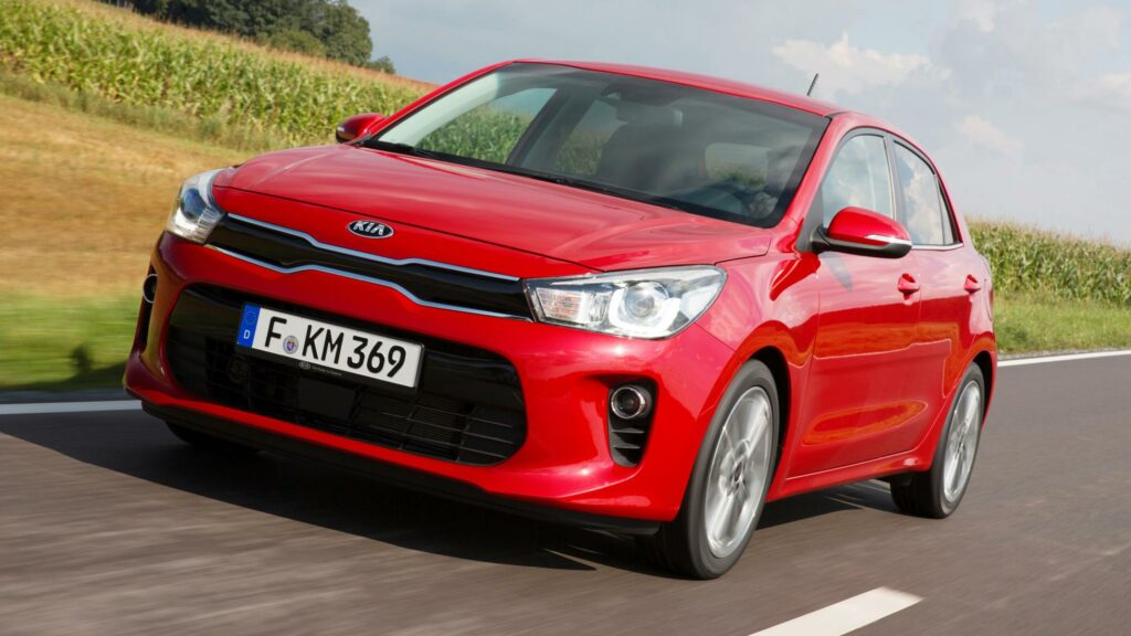 First Look: The All New KIA Rio 1