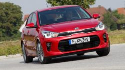 First Look: The All New KIA Rio 2