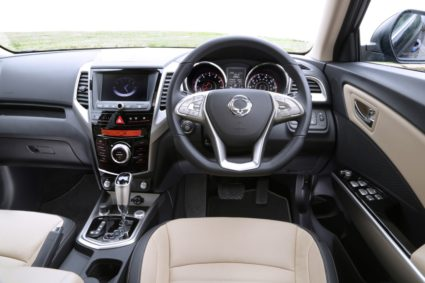 Ssangyong to Launch Tivoli and XLV in Pakistan in 2019 3