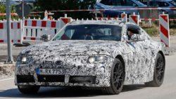 2018 Toyota Supra Spied Testing 3