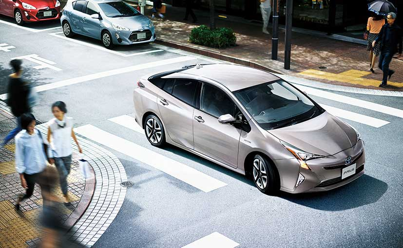 23 years of Toyota Prius 27