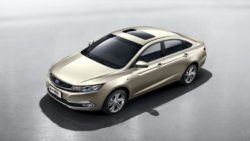 All New Geely Emgrand GL Vs Geely CK From The Past 12