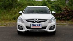 FAW Haima M6 Facelift To Appear At Chengdu Auto Show 3