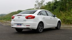 FAW Haima M6 Facelift To Appear At Chengdu Auto Show 7