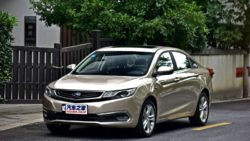 All New Geely Emgrand GL Vs Geely CK From The Past 8