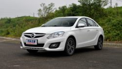 FAW Haima M6 Facelift To Appear At Chengdu Auto Show 6