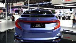 Honda Gienia Officially Unveiled At Chengdu Motor Show 7