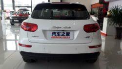Porsche Macan Clone By Zotye of China 5