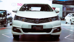 Toyota Corolla ESport Edition Launched In Thailand 2