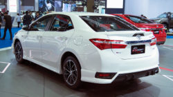 Toyota Corolla ESport Edition Launched In Thailand 3