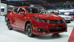 Toyota Corolla ESport Edition Launched In Thailand 5