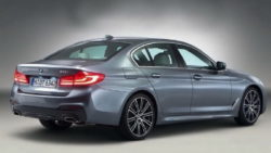 More Leaked Images of 2017 BMW 5 Series Hit The Internet 5