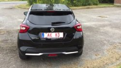 2017 Nissan Micra- Daylight Images 2