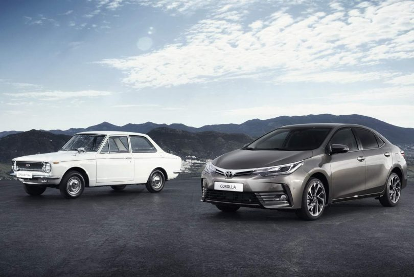 Toyota Corolla- 50 years, 11 Generations & 44 Million Units 1