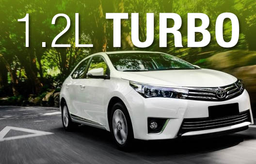 Toyota Launches Corolla 1.2 Liter Turbo in China 8