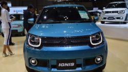 Suzuki Ignis Unveiled At Paris Motor Show 3