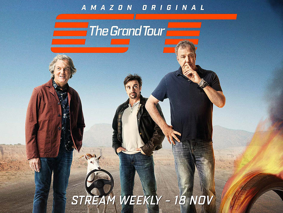 The First Trailer for The Grand Tour- And They're Back! 8