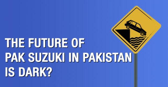 Pak Suzuki Denies Launching New Models- Their Future May Not Be So Bright... 19