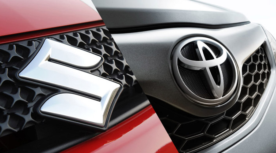 Toyota And Suzuki Are Considering A Technology Partnership 11