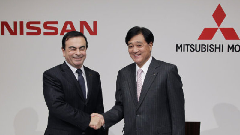 Nissan's Purchase Of Mitsubishi Is Now Official 7
